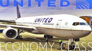TRIP REPORT United Airlines ECONOMY PLUS LHR-LAX