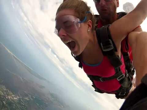 Victoria Buckman at Skydive OBX
