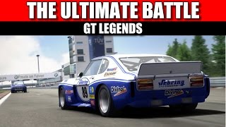 GT Legends: Who will win? Big Power vs Grip & Handling