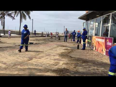 More high rising water set for Durban