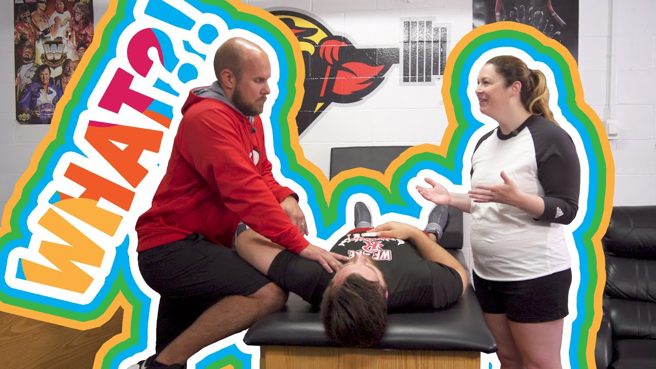 I Can Be What?! | Athletic Trainer