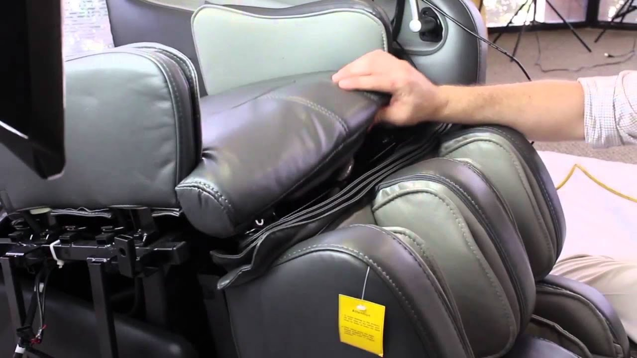 Osaki OS 7200CR Massage Chair Assembly Instructions