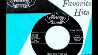 Bobbi-Pins - WHY DID YOU GO  (1963)