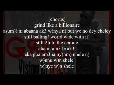 Vision Dj  Grind Ft AI Prod  Kuvie Lyrics