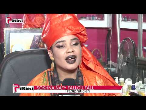 "Nafi Fallou Fall: ""Il m'arrive de me transformer en serpent"""