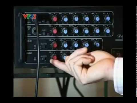 Cách điều chỉnh Amply Karaoke để đạt được chất lượng tốt nhất