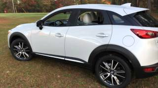 Best Detailed Walkaround 2016 Mazda CX-3 Grand Touring AWD