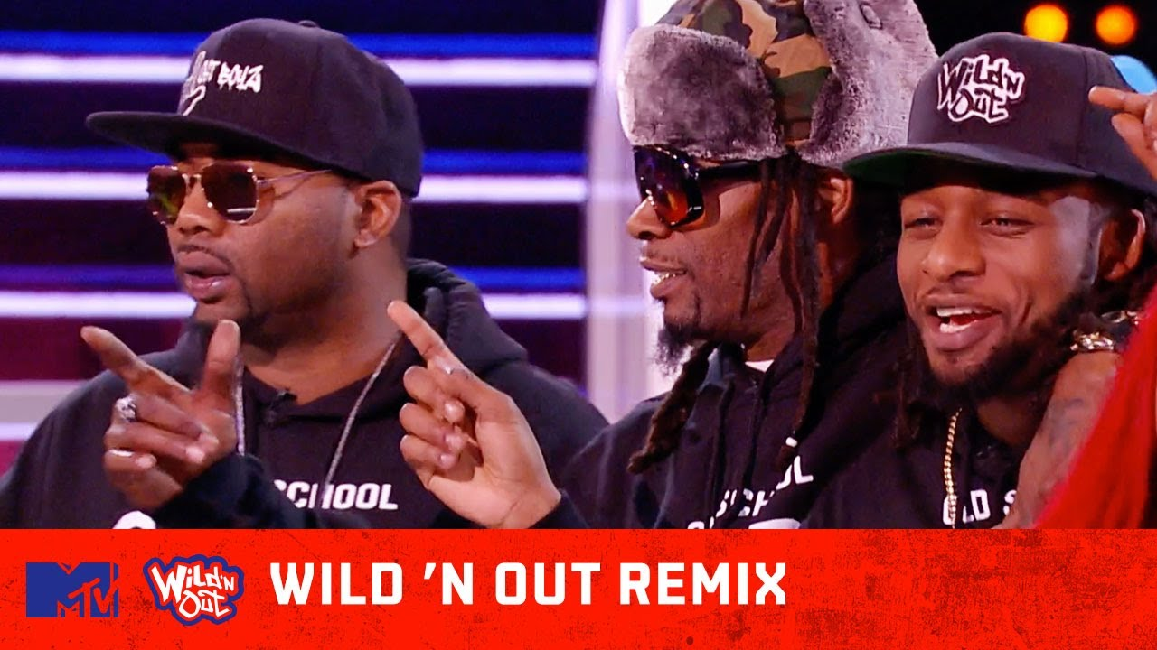 Old School Squad Demands More Money From Nick Cannon 😂💰 ft. Lost Boyz | Wild 'N Out