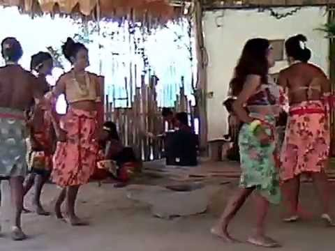 Batak tribe in Palawan and their Culture Dance