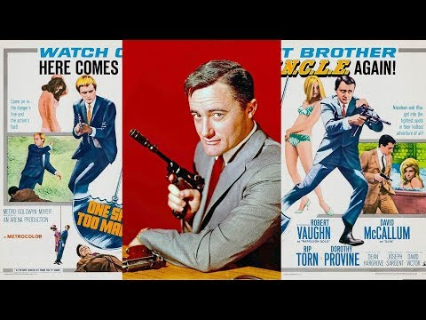 Robert Vaughn  Top 32 Highest Rated Movies