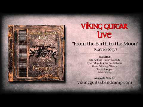 Cave Story (Geothermal and Moonsong) - Full Band Cover - Viking Guitar Live