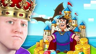 Я СТАЛ КОРОЛЁМ КРЕПОСТИ! (Hustle Castle)
