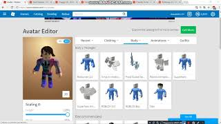 How to look cool in ROBLOX with ONLY 85 robux !?