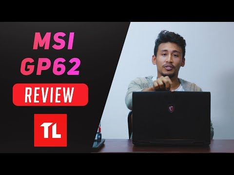 MSI GP62MVR Leopard Pro Gaming Laptop Review