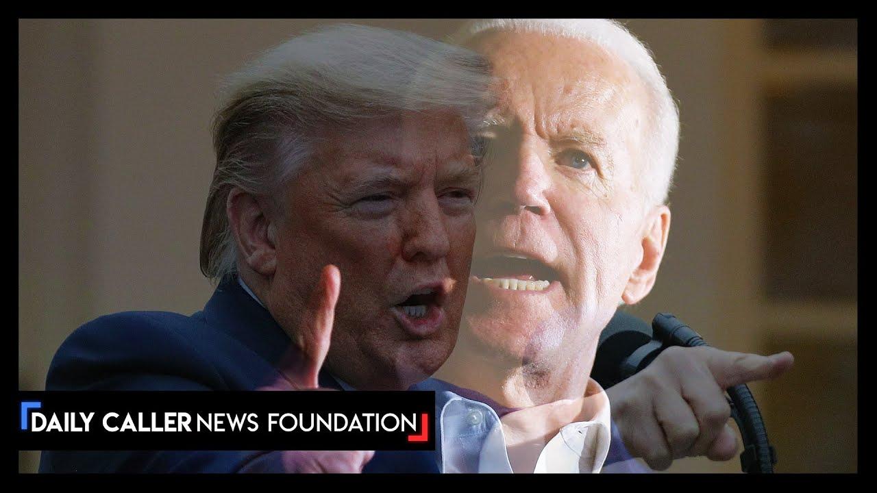 Trump VS Biden: Insult War!
