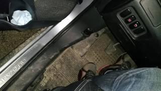 Hill-Start Assist HSA system Mitsubishi Outlander 2007