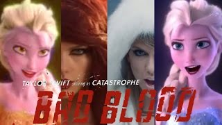 Bad Blood- (3D Animated Version-Non/Disney)