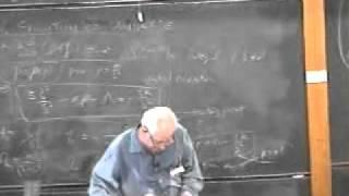 Cosmology, George Ellis | Lecture 2 Part 5