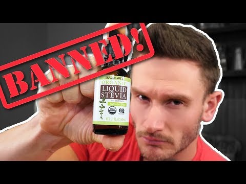 Why Was Stevia BANNED in the 90s?