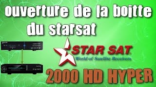 Video tuto ouverture de la boitte starsat 2000 hd hyper download MP3, 3GP, MP4, WEBM, AVI, FLV Oktober 2018