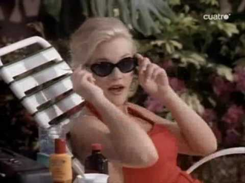 Melrose Place: Hi and Bye Sandy!!
