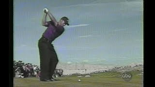 Tiger, Mickelson, Couples, and O'Meara Tee Off  - 2002 Skins Game