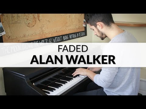 Alan Walker - Faded | Piano Cover