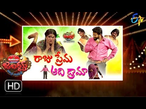 Jabardasth | 10th May 2018  | Full Episode | ETV Telugu
