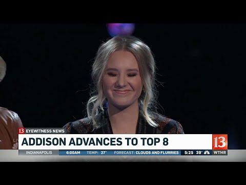 Addison Agen makes