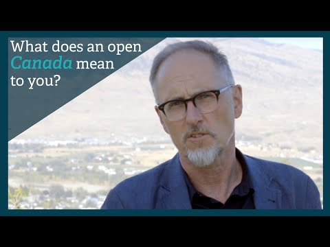 What does an open Canada mean to you? - Thompson Rivers University