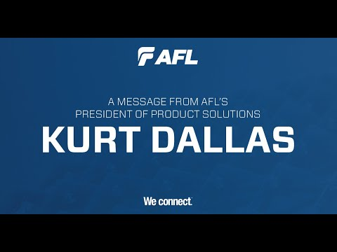 Kurt Dallas, President AFL Product Solutions, talks COVID-19 - US
