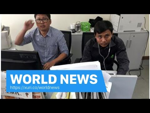 World News - Friends of the Reuters reporter arrested in Myanmar poured out his heart on Soc