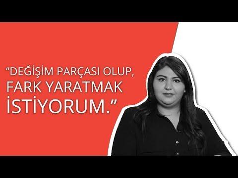 Maral Pourrahim: Değişimin Parçası Ol, Fark Yarat