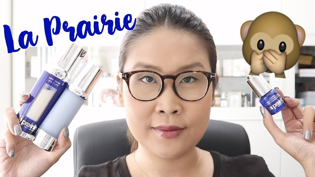 Full download makeup review la prairie dermo caviar anti -  La Prairie