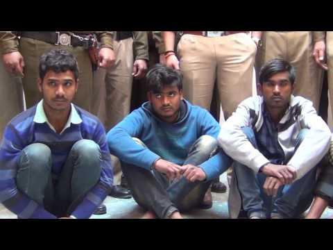 5 Arrested For Anurag Murder by SHO Kotwali Faridabad Suresh Bhadana