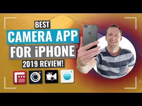 Best Camera App for iPhone | 2019 Review!