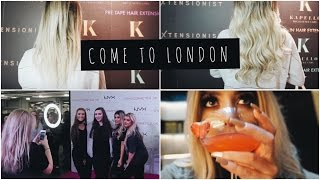 VLOG: Hair Transformation, BeautyCon, Travels & More