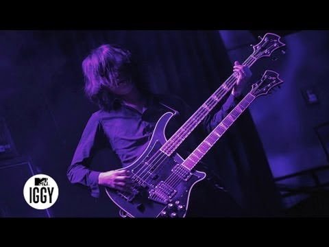 "Boris — ""Statement"" — MTV Iggy Live"