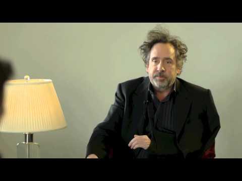 Tim Burton Interviewed by Scott Feinberg