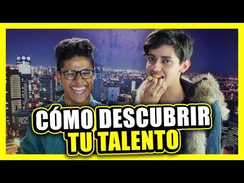 Cómo descubrir tu talento / Harold - Benny / #Talento