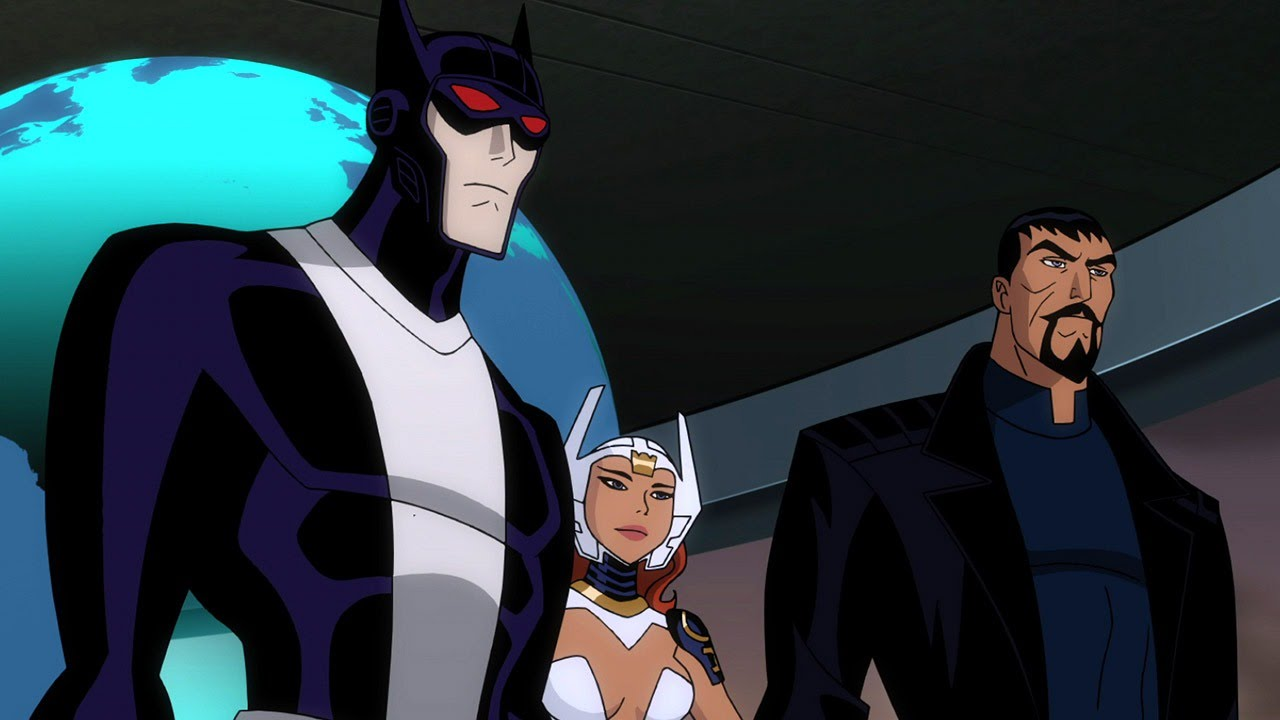 Resultado de imagem para justice league gods and monsters