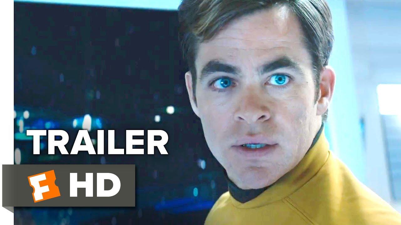 Download Star Trek Beyond TRAILER 1 (2016) - Zoe Saldana, Chris Pine Action Movie HD