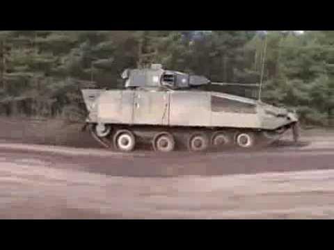 PSM Projekt System & Management GmbH - Puma Advanced Infantry Fighting Vehicle (AIFV)