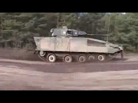PSM Projekt System & Management GmbH - Puma Advanced Infantry Fighting Vehicle (AIFV)
