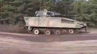 Krauss-Maffei Wegmann & Rheinmetall Landsysteme - Puma Advanced Infantry Fighting Vehicle (AIFV)