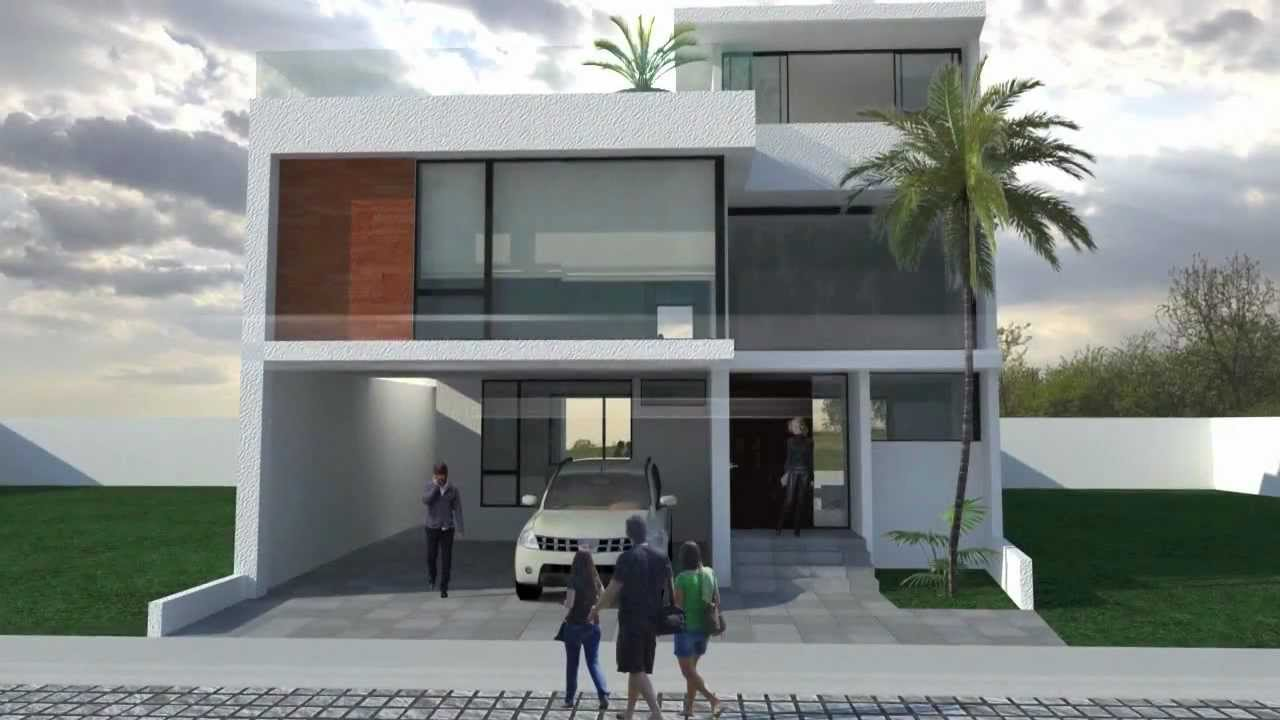 Portafolio eleven arquitectos agosto 2012 youtube for Arquitectura minimalista concepto