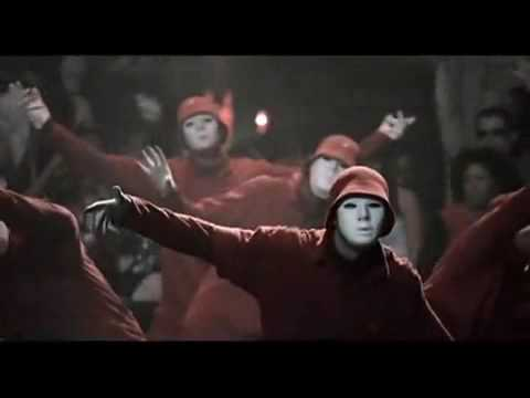 Jabbawockeez Step Up 2 Deleted Scene Dance