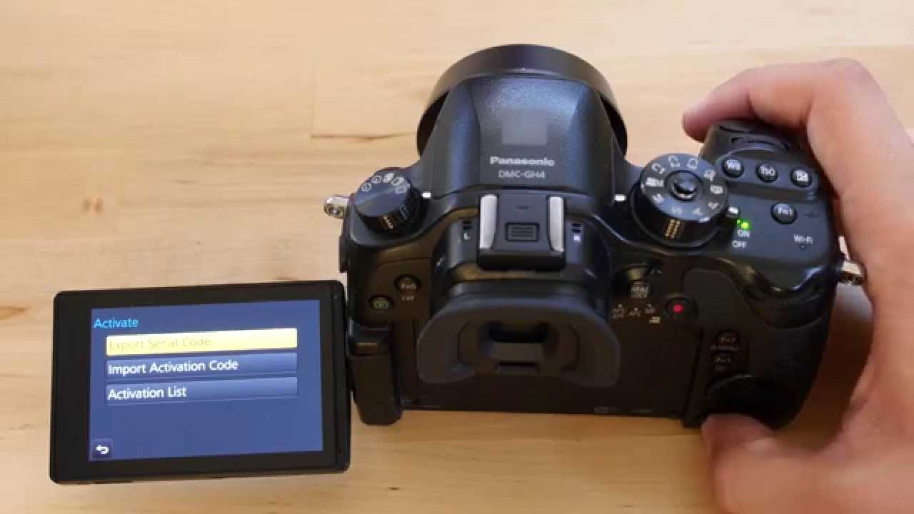 usa panasonic lumix dmc-lx100 firmware update