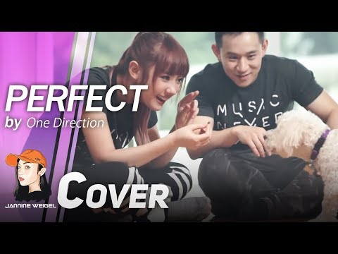 Perfect - One Direction cover by Jannine Weigel (พลอยชมพู) ft ...
