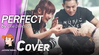 Perfect - One Direction cover by Jannine Weigel (พลอยชมพู) ft. Jason Chen